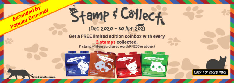 Stamp & Collect